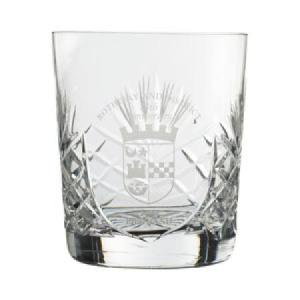 Cut Crystal Whisky Glass