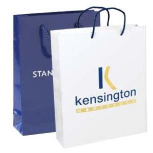 Gloss Laminated Paper Carrier Bag