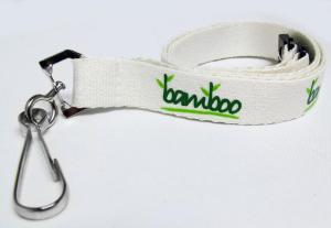 Bamboo Eco Lanyards