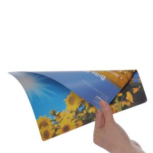 Brite-Mat Lite Mousemat Printed 4 Colour Process on Both Sides