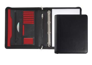 A4 Zipped Melbourne Ring Binder