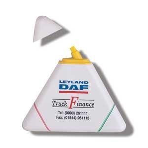 Triangular Highlighter Printed Full Colour