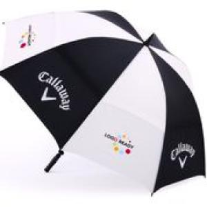 C301 Callaway Golf Storm Vented Umbrella