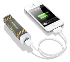 Pocket Power Mobile Phone Battery Charger