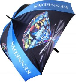 Promotional Golf Umbrella - Spectrum Sport Square Umbrella