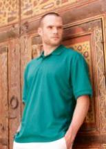 Fruit of the Loom Poly-Cotton Polo Shirt