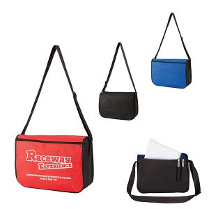 Promotional Conference Bags - Campus Document Bag
