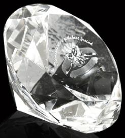 60mm Crystal Diamond