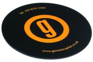 Hardtop Mousemat Printed One Colour